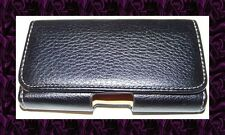 ★★★ leather cover with belt loop for samsung gt-i5510 galaxy 551 ★★★