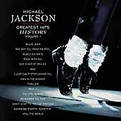 Michael Jackson : Greatest Hits: HIStory, Vol. 1 Soul/R & B CD