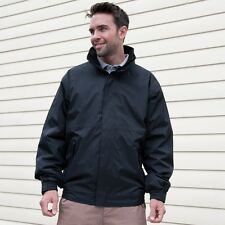 Result Mens Channel Jacket R221m XXL Black R221mblck2x