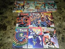 Thor 30 31 32 33 34 35 36 37 38 39 Nm/M to Nm 9.8 9.4 1998 Thor-Girl Gladiator