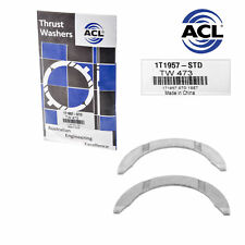 Thrust Washer Bearings ACL 1T1957 Honda D16A B17 B18B B18C K20A (55mm)