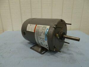 Leeson A4P11NB56A A099460.00 Fan Motor 1/4HP 1PH 115/230V 60Hz 1075RPM