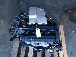 1997-2001 Honda CRV Orthia JDM B20B B20BZ B20B1 High Compression Engine 2.0L
