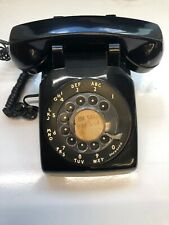 Vintage Western Electric Bell Systems Rotary Dial Phone 500Dm-working-good shape