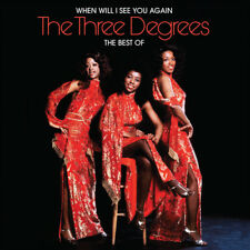 The Three Degrees : When Will I See You Again: The Best of the Three Degrees CD