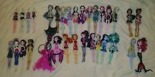 Monster High Doll Lot Of 32 Used Dolls / Parts
