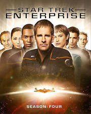 Star Trek: Enterprise - The Complete Fourth Season Blu-ray Disc, 2014 New Sealed