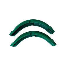 Garde Boue Protection tôle avant Enduro-SPORT P. pour Samson s50 s51 s53 s70 s83 Vert