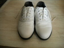 Nike Air Sport Performance White Leather Golf Shoes 12.5 (EU47)