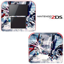 Vinyl Skin Decal Cover for Nintendo 2DS - Gundam