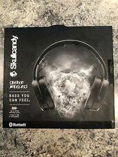 Skullcandy S6CRW-K591 Wireless Bluetooth Over-Ear Headphone - Broken Hinge