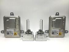 2x New OEM 17-19 Jeep Compass HID Xenon Headlight Ballast & Philips D3S Bulb