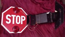 Specialty Manufacturing 5 Series LED Stop Arm Stop Sign