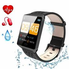 """Waterproof Fitness Tracker 1.3"""" HD Color Screen Activity Tracker for Android IOS"""