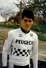 Cyclisme, ciclismo, wielrennen, radsport, cycling, PERSFOTO'S PEUGEOT 1986