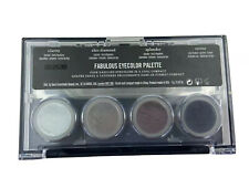 bareMinerals Fabulous Eyecolor Palette  Sealed Eyeshadow Clarity Caviar Splendor