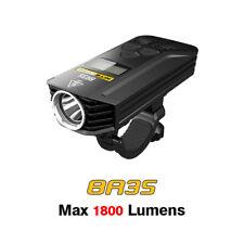Nitecore BR35 CREE XM-L2 U2 LED USB Rechargeable Dual Distance Beam Bike Light