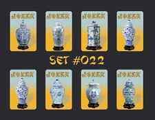 Mah Jongg Jong Mahjong Joker Stickers - Set #022  ** Free Shipping **