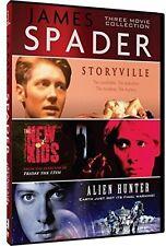 James Spader Triple Feature: New Kids / Storyville DVD