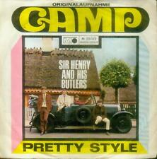 "7"" Sir Henry & His Butlers/Gamp (D)"
