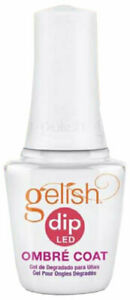 Harmony Gelish Dip Ombre Coat For Dipping And Soft Gel LED/UV 0.5 oz