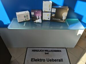 Philips Hue White und Color Ambiance E27 LED Lampe