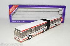 SIKU 3517 GELENKBUS HINGED BUS MERCEDES BENZ SCHNELLBUS MINT BOXED RARE SELTEN