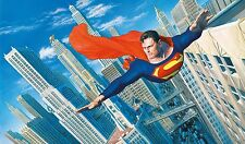 """Set di 18 Alex Ross Batman & Superman 6"""" x 4"""" stampe fotografiche di animazione"""