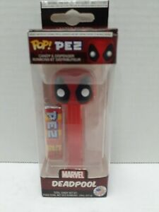 Funko Pop! + Pez Marvel - Deadpool Collectible (Limited Edition).