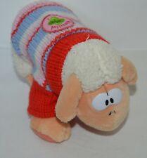 Peluche originale doudou vintage woollywell DIDDL mouton montagne Depesche 22cm