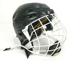 Easton E700 Adult Ice Hockey Helmet Black Size Small