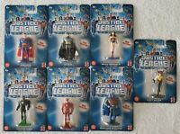 JUSTICE LEAGUE UNLIMTED COMPLETE SET OF 2 INCH FIGURES