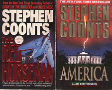Complete Set Series - Lot of 11 Jake Grafton books by Stephen Coonts (Thriller)