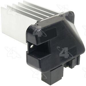 Blower Motor Resistor   Four Seasons   20687