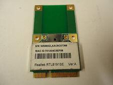 Realtek RTL8191SE Acer MS2264 Toshiba PA3758U 802.11ng Wireless Mini PCI-E Card