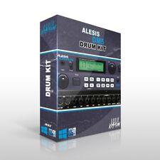 Alesis DM5 Drum Kit Samples MPC Maschine Sounds DOWNLOAD Trap Hip Hop WAV