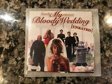 My Bloody Wedding Dvd! 2010 Horror/Comedy! (See) Bloody Homecoming