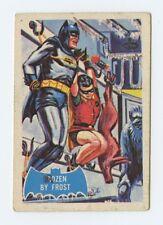 1966 A&BC Batman BLUE Bat, 32B — Frozen by Frost