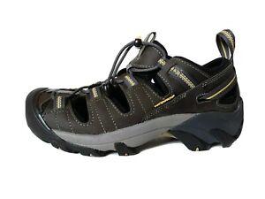 KEEN ARROYO II Mens Waterproof Walking Hiking Shoes Sandals *NEW* NWB Size UK 6