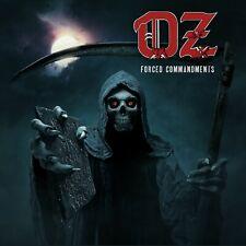 OZ - Forced Commandments - Digipak-CD - 4028466911131