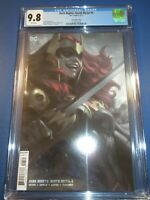 Dark Nights Death Metal #5 Artgerm Lau Variant CGC 9.8 NM/M Gorgeous Gem Wow