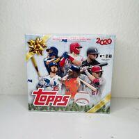 2020 Topps Holiday MLB Baseball Sealed Mega Box Walmart Exclusive IN HAND