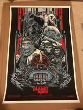 Beneath The Planet Of The Apes Regular - Mondo poster print (60/395) Ken Taylor
