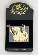Disney Auctions (P.I.N.S) 30101 - Cruella DeVil model sheet pin NIP LE 1000