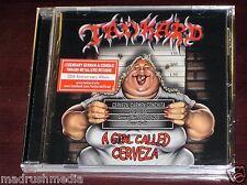 Tankard: A Girl Called Cerveza CD 2012 Nuclear Blast Records USA NB 2917-2 NEW