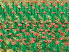 Vollmer 45116 ESCALA H0, Áster rojo, 120 pieza # NUEVO EN EMB. orig. #