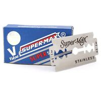 Razor Blades Standard Original Style Razor Blades Double Sided Pack Of 10