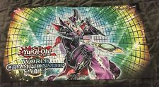 LEGENDARY MAGICIAN OF DARK 2013 WCQ CHAMPIONSHIP TCG PLAY MAT NEAR MINT YUGIOH