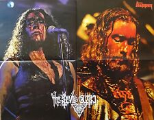 Dimmu Borgir  /  The Devils Blood    __   1 Poster / Plakat   __  45 cm x 58 cm