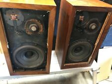 AR 3 Acoustic Research speakers